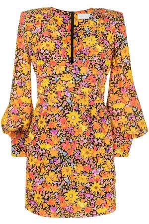 Rebecca Vallance Arles floral-print dress