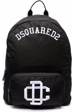 Dsquared2 Rucksacks - Embroidered-logo backpack