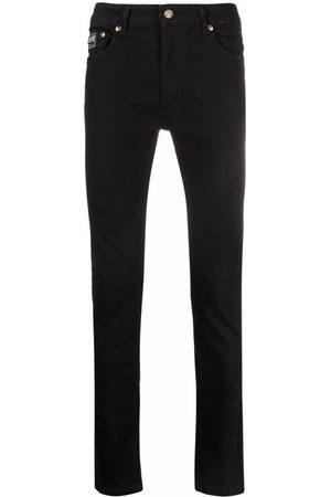 VERSACE Men Skinny - Denim slim-fit jeans