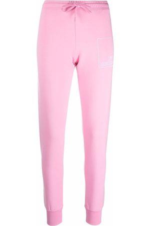 Love Moschino Women Sweatpants - Logo-printed joggers