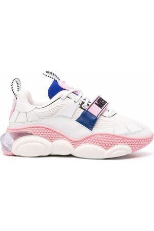 Moschino Women Sneakers - Teddy Pop low-top sneakers