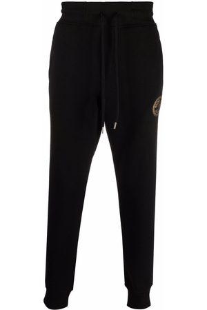 VERSACE Men Sweatpants - Logo print track pants