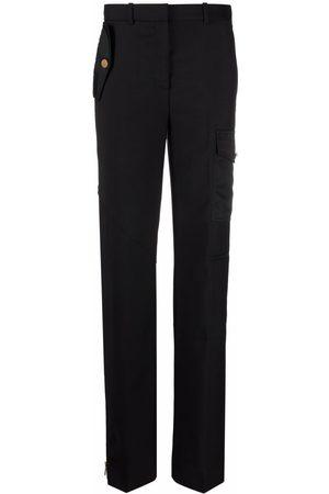 VERSACE Women Straight Leg Pants - Straight-leg trousers