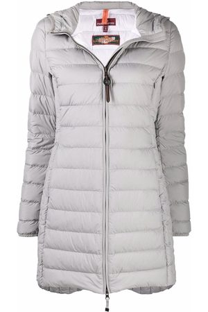 Parajumpers Hooded padded coat - Grey