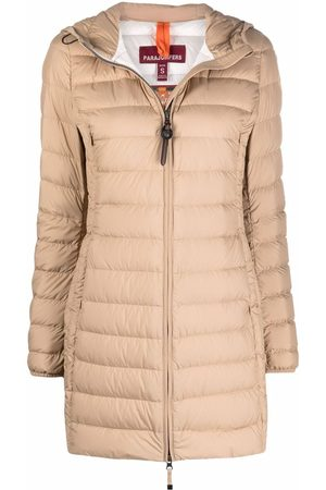 Parajumpers Hooded padded coat - Neutrals