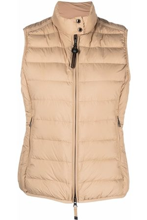 Parajumpers Women Gilets - Zipped padded gilet - Neutrals