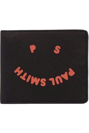 Paul Smith Men Wallets - Patch-detail faux-leather wallet