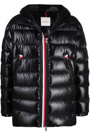 Moncler Men Puffer Jackets - Hooded puffer jacket