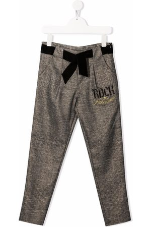John Richmond Junior Belted tailored trousers