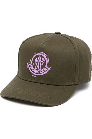 Moncler Caps - Embroidered logo baseball cap