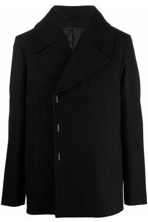 Givenchy Men Blazers - Asymmetric wool jacket