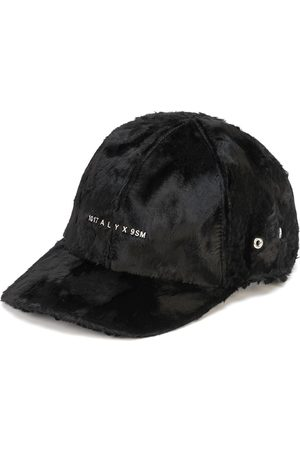1017 ALYX 9SM Fur baseball cap