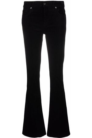 7 for all Mankind Flared high-rise jeans