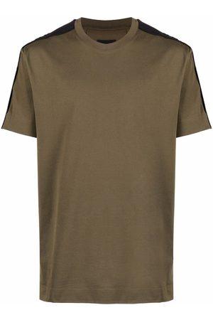 Givenchy Logo-tape detail short-sleeve T-shirt