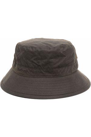 Barbour Men Hats - Logo-patch bucket hat