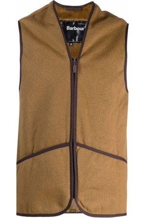 Barbour Fleece gilet jacket