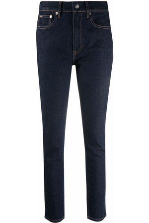 Polo Ralph Lauren Mid-rise slim-fit jeans