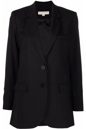 Michael Kors Women Blazers - Single-breasted wool blazer