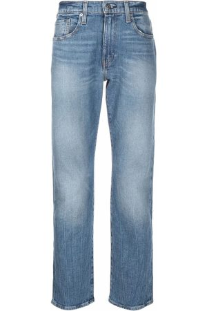 Levi's Light-wash fitted jeans