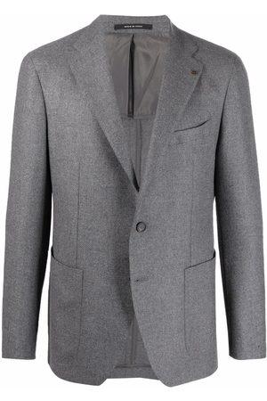 TAGLIATORE Single breasted blazer - Grey