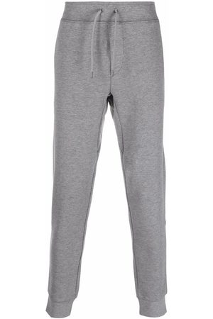 Polo Ralph Lauren Embroidered-logo track pants - Grey