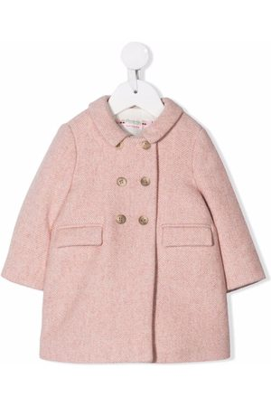 BONPOINT Double-breasted wool coat