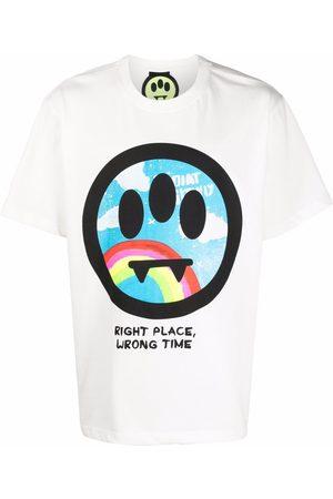 BARROW Short Sleeve - Logo-print short-sleeved T-shirt