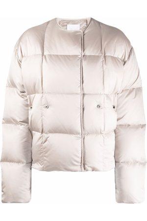 Givenchy Padded zip-front jacket - Grey