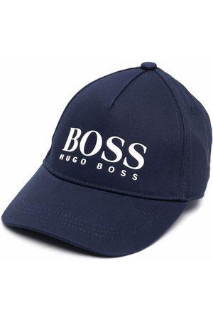 HUGO BOSS Boys Caps - Logo print baseball cap