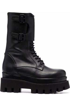 Paloma Barceló Alda platform leather boots