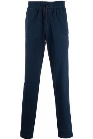 A.P.C. Men Chinos - Drawstring slim-leg troousers