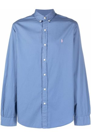 Polo Ralph Lauren Polo Pony-motif button-down shirt