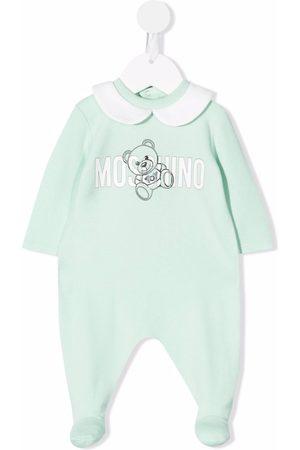 Moschino Pajamas - Logo print pyjama
