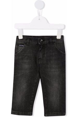 Dolce & Gabbana Faded denim jeans - Grey