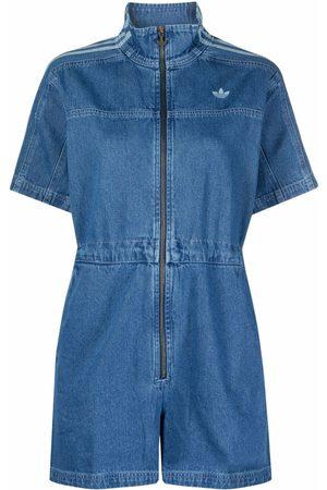 adidas Women Jeans - Adicolor denim jumpsuit