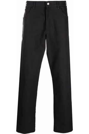 Dickies Construct Men Straight Leg Pants - Logo-patch trousers