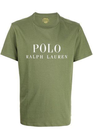Polo Ralph Lauren Men Short Sleeve - Logo-print short-sleeved T-shirt