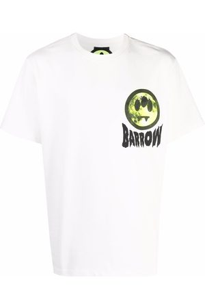 BARROW Logo-print short-sleeved T-shirt