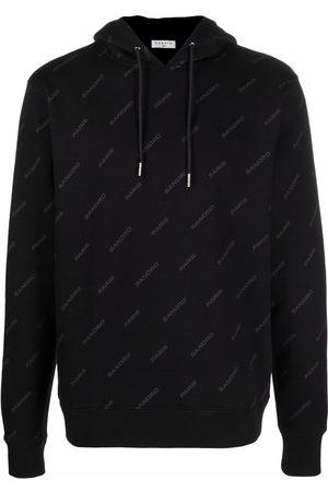 Sandro Men Hoodies - Logo-print pullover hoodie