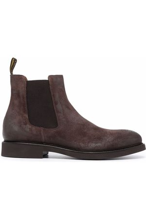 Doucal's Round-toe ankle boots