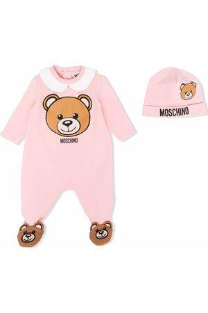 Moschino Toy Bear print pajama