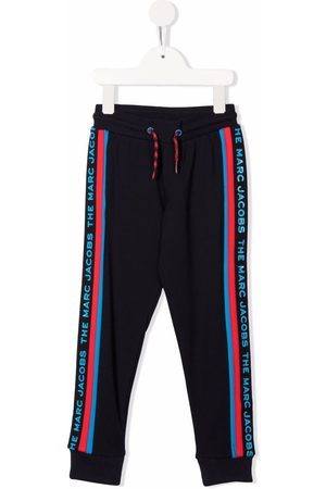 The Marc Jacobs The Side Logo track pants