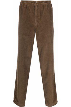Kenzo Men Sweatpants - Straight-leg corduroy track pants