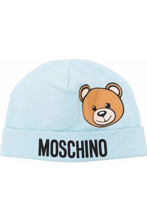 Moschino Logo-print beanie