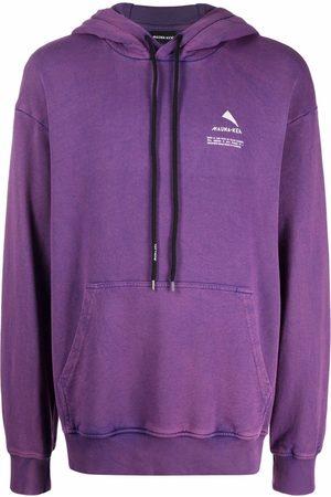 MAUNA KEA Men Hoodies - Logo-print cotton hoodie