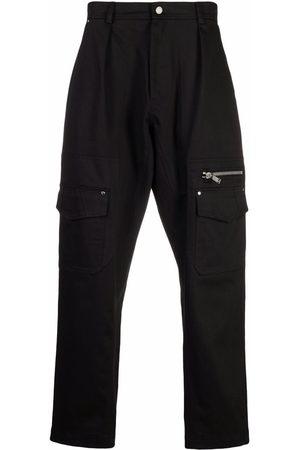 Les Hommes Zip-pocket trousers