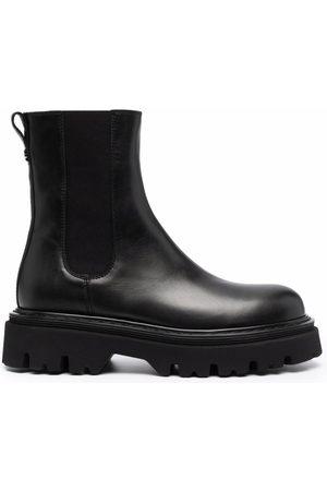 Casadei Platform-sole boots