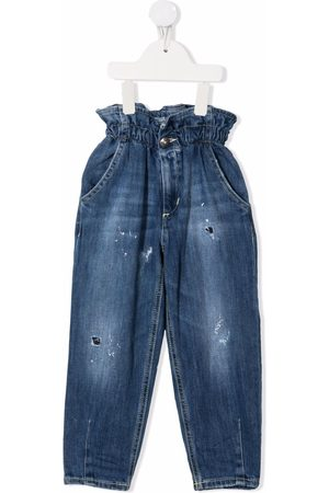 Dondup Girls Jeans - Elasticated-waist denim jeans
