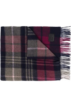 Paul Smith Men Scarves - Plaid-check scarf