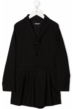 Dsquared2 Girls Playsuits - Button-down playsuit